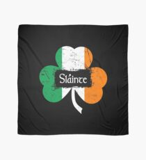 Slainte - Irish Toast Scarf