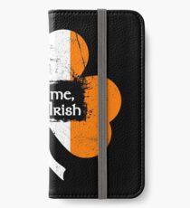 Snog Me, I'm Irish iPhone Wallet/Case/Skin