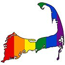 Cape Cod Pride! by Sun Dog Montana