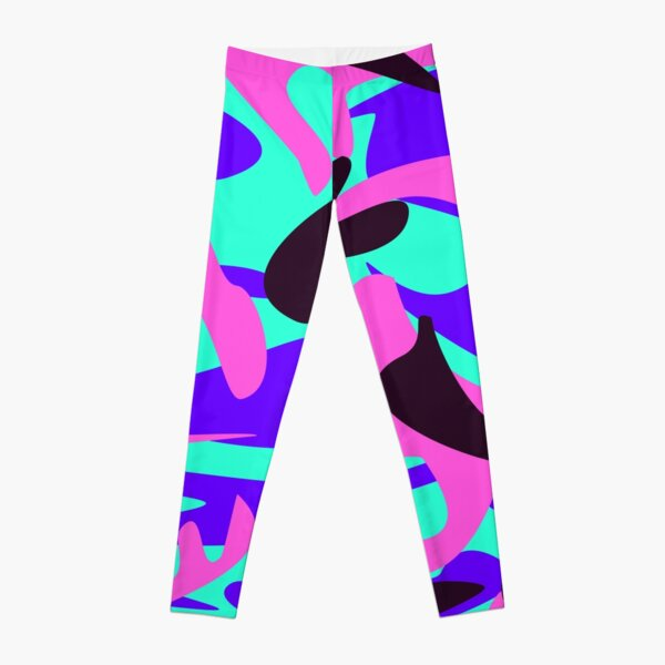 Camouflage Military Style Army Camo  Leggings