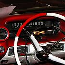Cadillac dashboard from the 50' by brucecasale