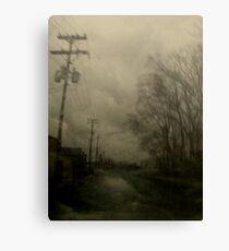 year zero pt 230 Canvas Print