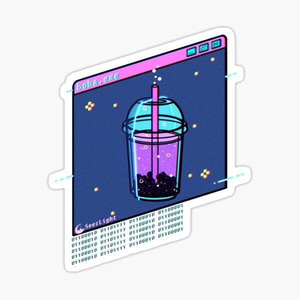 Boba.exe Sticker