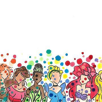 Princesses of the Kingdom by HollyFlora