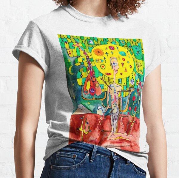 Saint Sebastian Watercolor Classic T-Shirt