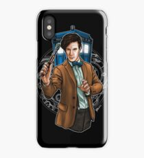 11th Doctor - Eleventh Heaven iPhone Case