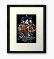 11th Doctor - Eleventh Heaven Framed Print