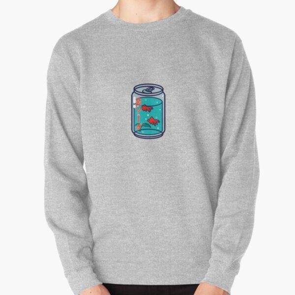 Goldfish Soda Pullover Sweatshirt
