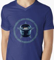 50mm Rebel Men's V-Neck T-Shirt