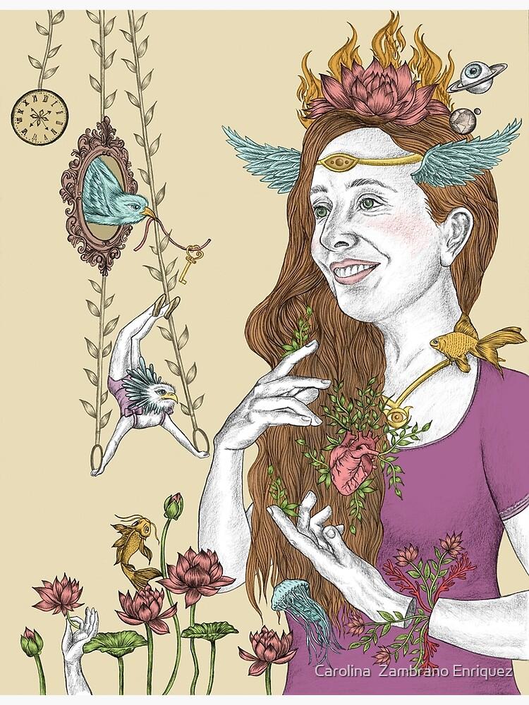 Göttin der Liebe von magiareal