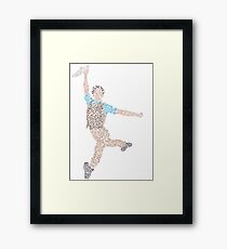 Newsies- Seize the Day Framed Print