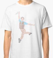 Camiseta clásica Newsies- Aprovecha el día