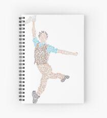 Cuaderno de espiral Newsies- Aprovecha el día
