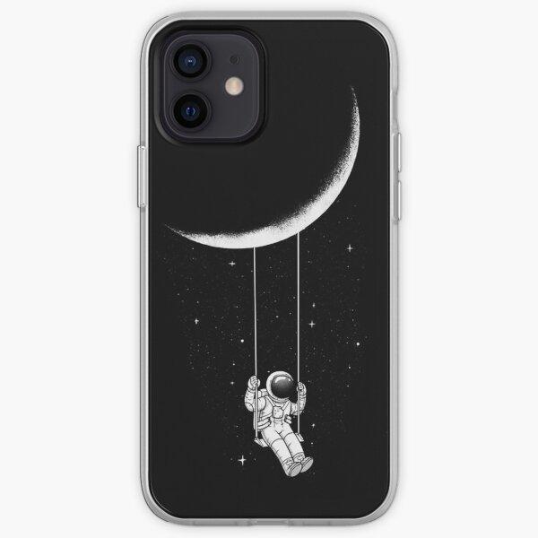 Swing Astronaut iPhone Soft Case
