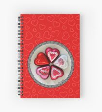 Will You Be My Valentine? Spiral Notebook