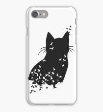 Raven Cat iPhone Case/Skin