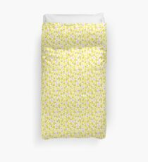 Pink Lemonade Duvet Cover