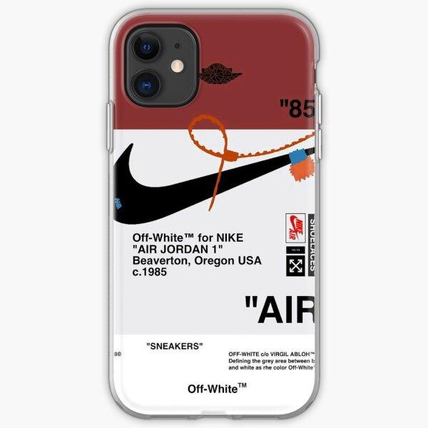 85 Air iPhone Soft Case
