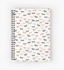 Dragonflies Spiral Notebook