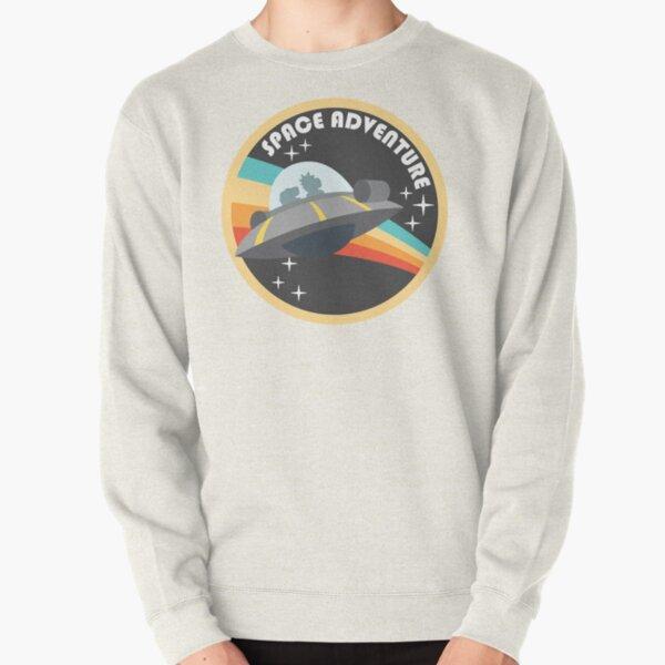 Space Adventure (Rick & Morty) Pullover Sweatshirt