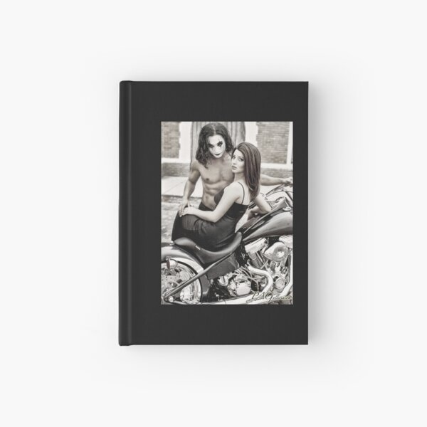 Eric Draven & Shelly Webster - The Crow Hardcover Journal