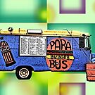 Para Bus on the side. by oddoutlet