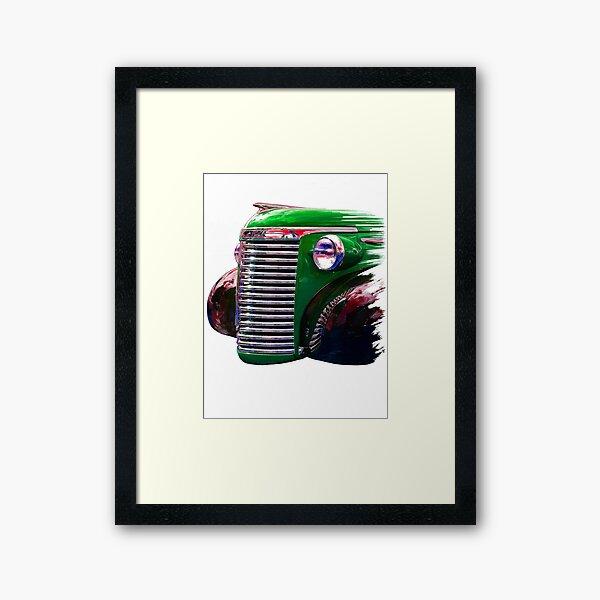 '39 Chevy Truck Framed Art Print