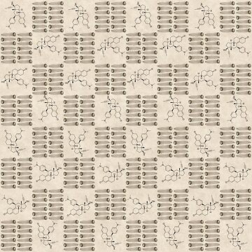 Melrose Subliminal Pattern - RU486 von mavisshelton