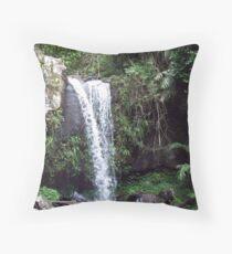 Luscious Queensland - Curtis Falls Throw Pillow