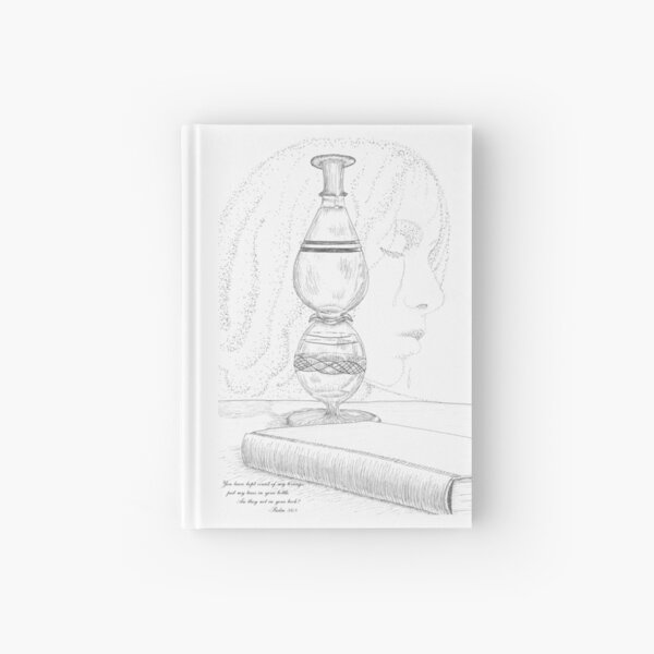Tears in a Bottle Hardcover Journal