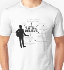 Frank Turner- I still believe Unisex T-Shirt