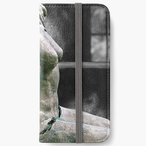 Incomplete Woman iPhone Wallet