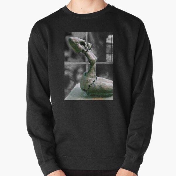 Incomplete Woman Pullover Sweatshirt