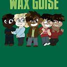 Team Wax Guise by bookfangeek