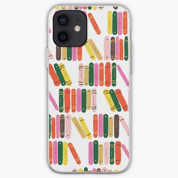 Bookworm iPhone Soft Case