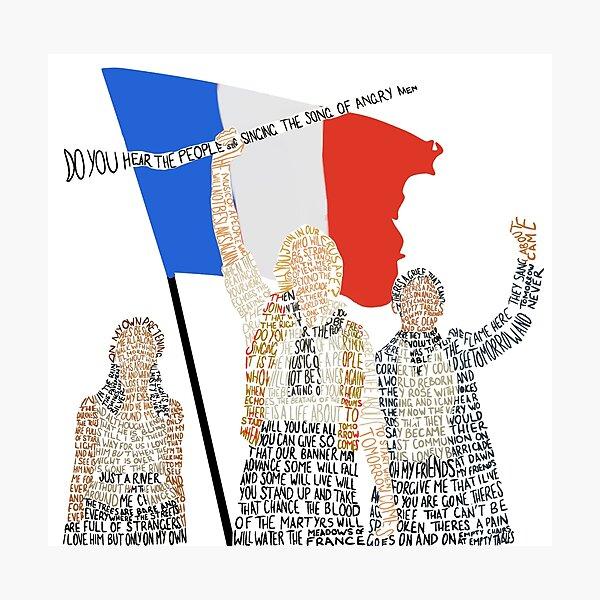 Les Miserables Photographic Print