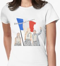 Les Miserables Women's Fitted T-Shirt