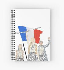 Les Miserables Spiral Notebook