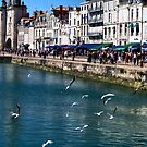 La Rochelle Harbour by Chloé-May Smith