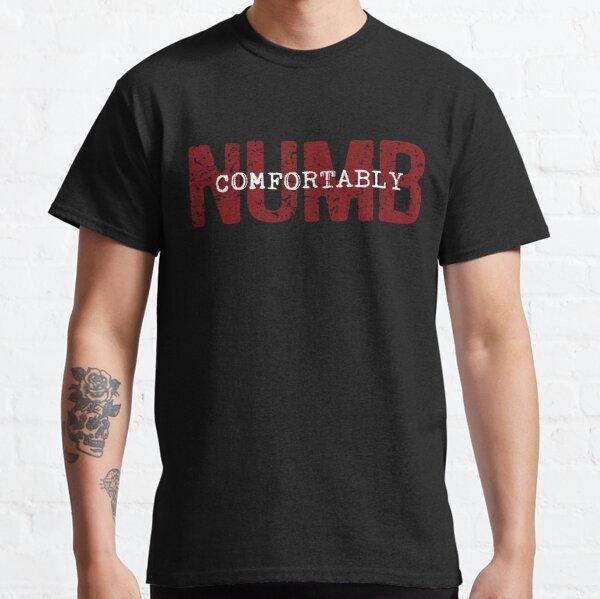 Pink Floyd - confortablement engourdi T-shirt classique