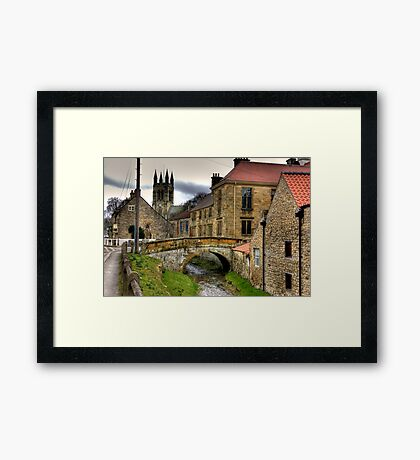 Helmsley - North Yorkshire Framed Print