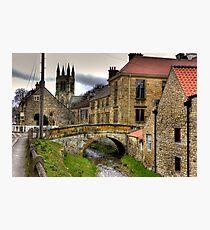 Helmsley - North Yorkshire Photographic Print