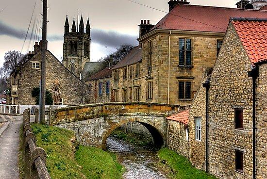 Helmsley - North Yorkshire by Trevor Kersley