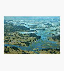 Okavango  Photographic Print