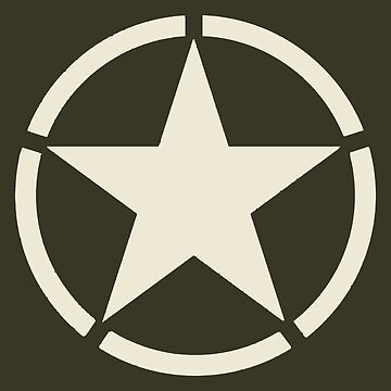 WW2 Circled Star by MillSociety