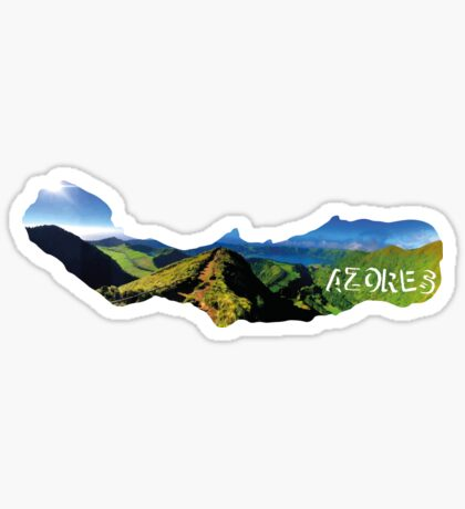 Boca do Inferno - Azoren Sticker