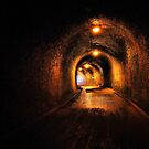 Light At The End Of The Tunnel by Andrew Ness - www.nessphotography.com