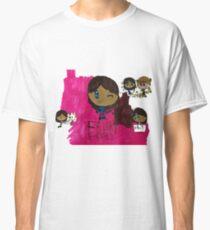 Frisky Frisk Stuff inspiriert von Undertale Classic T-Shirt