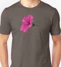 DARK PINK FLOWER T-Shirt