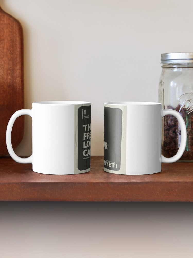 Alternate view of The French Mug Mug